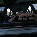 Oh, you know just grabbin some 2X4s on the way home...