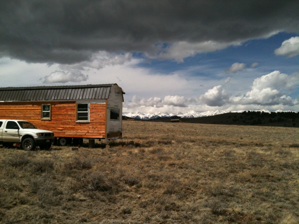 westcliffe colorado tiny house