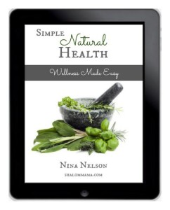 Simple natural health