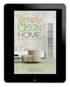 simple clean home